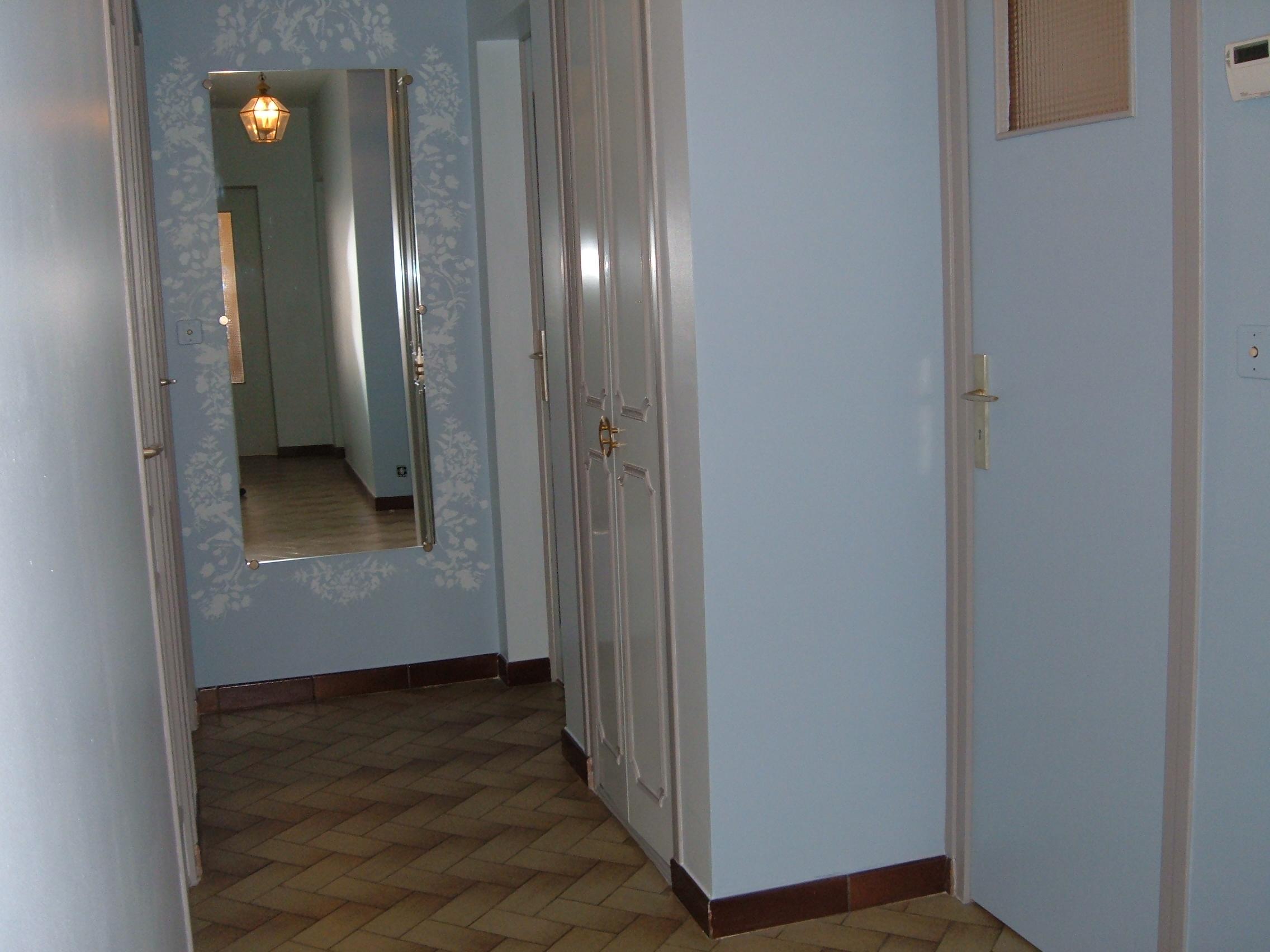 D coration int rieur suite peintures et d cors - Decoration porte interieur peinture ...